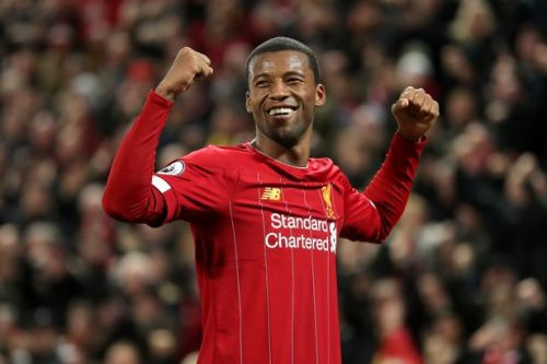 Gini Wijnaldum explains why Liverpool title was more special than his others