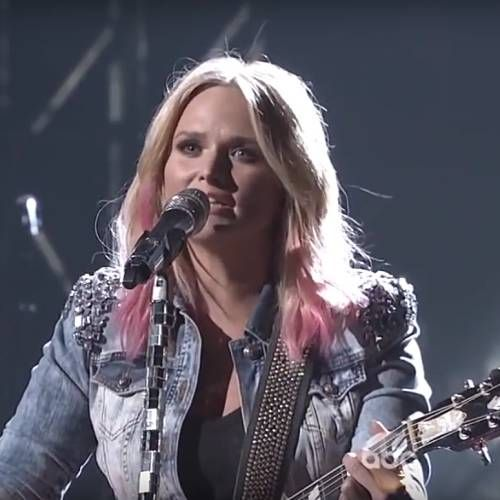 Miranda Lambert is suffering with anxiety amid the Covid-19 pandemic