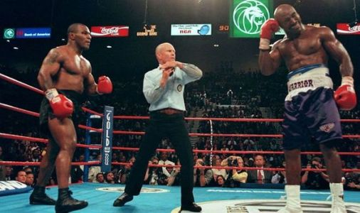 Mike Tyson vs Evander Holyfield 3: 'Good chance' trilogy is booked by 'end of week'