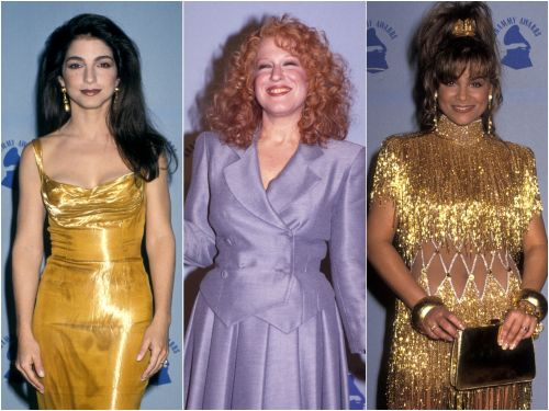 Here's what the Grammys looked like 30 years ago
