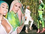 Blac Chyna hangs out with controversial beauty influencer Jeffree Star amid his social media absence