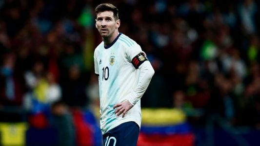 Venezuela beat Argentina in Lionel Messi's return to national team