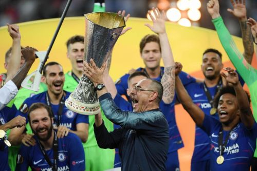 Chelsea send well wishes to former manager struck with illness