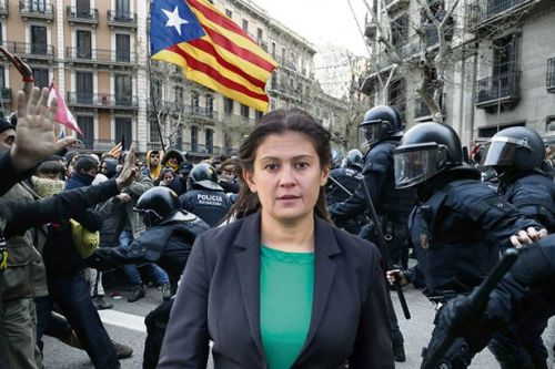 Lisa Nandy defends Catalonia comments after IndyRef2 stance sparks outrage