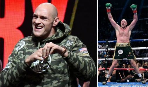 Tyson Fury net worth: How much is Fury worth ahead of Deontay Wilder rematch?