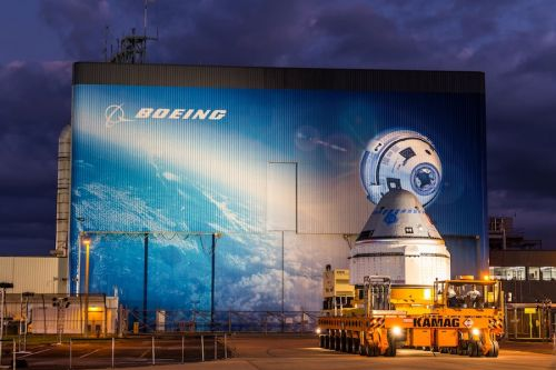Safety panel concerned about quality control on Boeing crew capsule