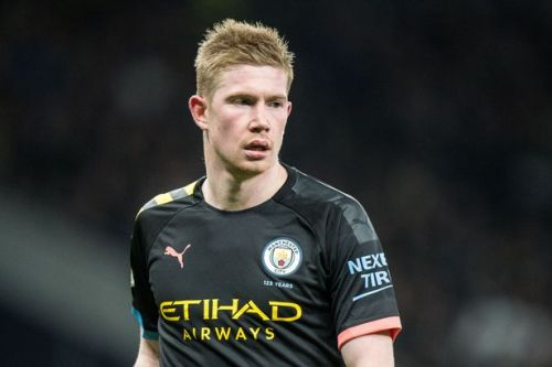 Kevin De Bruyne outlines risk to players on return from Premier League break