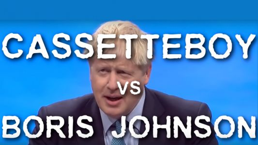 Casetteboy Releases Boris Johnson Brexit Remix and the Internet Is Loving It