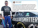 Trump launches attack on Bubba Wallace demanding NASCAR star 'apologize' for noose 'hoax'