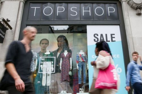 NHS staff and frontline workers can now get discounts at Topshop and New Look