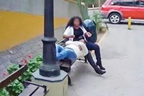 Husband discovers wife's affair after spotting her in the act on Google Maps