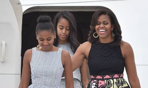 Barack and Michelle Obama reveal how they put daughter Sasha first during major change in their lives