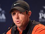 RoryMcIlroy announces he will represent Ireland at Tokyo Olympics