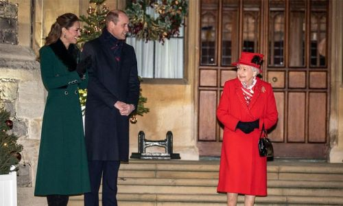 Prince William is 'proud' the Queen and Prince Philip have received COVID-19 vaccinations