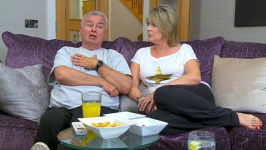 Eamonn Holmes slams Celebrity Gogglebox after 'atrocious edit' showed him 'laughing' at heartbreaking clip