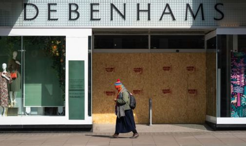 Coronavirus: Debenhams owners draw up plan for department store chain's liquidation