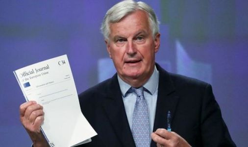 EU attacked for 'cherry picking' as 'little progress' made in crunch Brexit talks
