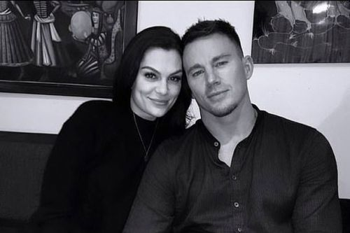 Jessie J and Channing Tatum 'rekindle romance and are back together two months after splitting'