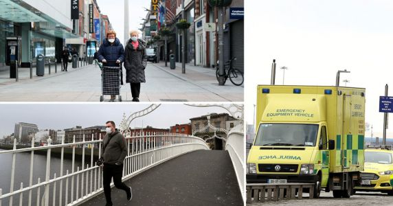 Coronavirus in Ireland - 16 more people die from coronavirus and 370 new cases as death toll rises to 174