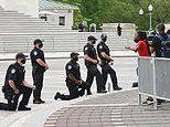 George Floyd protests: Active-duty troops brought to Washington DC to leave nation's capital