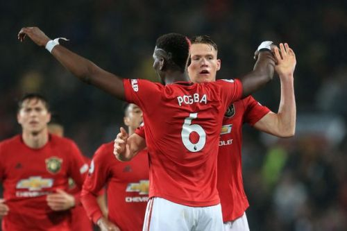 Scott McTominay explains what Paul Pogba can do better than any other midfielder