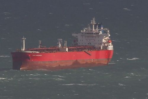 Oil tanker captain 'sent rescue call' after stowaways 'threatened to kill crew'