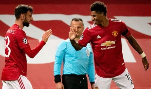 Man Utd ace Bruno Fernandes has two reasons why he allowed Marcus Rashford to take penalty