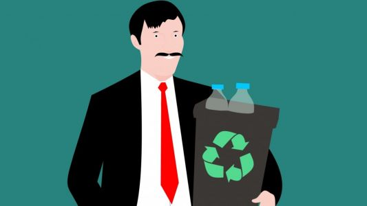 Men think recycling 'makes them look gay'