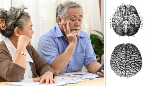 Dementia: Two of the 'most significant' warning signs of vascular dementia