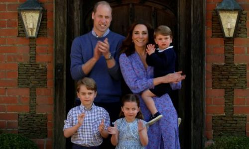 Kate Middleton and Prince William welcome new addition to family - see photos