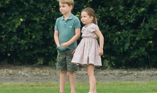 Royal milestone: The milestone reached by Prince George AND Princess Charlotte today