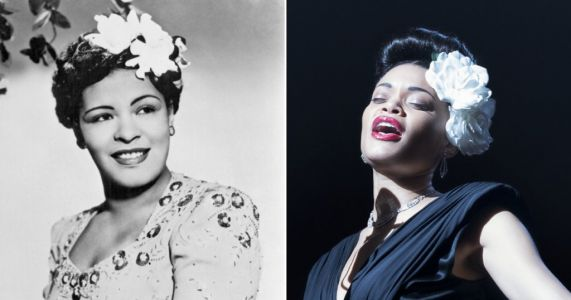 Is The United States vs Billie Holiday based on a true story?