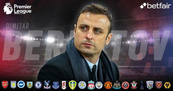 Dimitar Berbatov's Premier League predictions including Man Utd vs Arsenal
