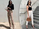 Australian stylists rave about Zara pants almost identical to ones from an upscale fashion label