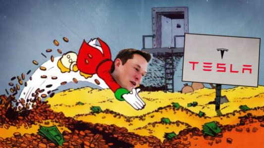 Stock surge makes Tesla the world's most valuable automaker