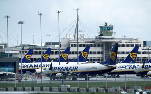 RAF jets scrambled to aid Ryanair flight as bomb note found in lavatory