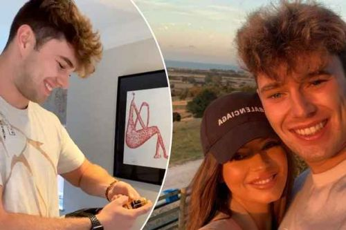 Maura Higgins and Curtis Pritchard head off on romantic weekend together after Maura denies sleeping with Greg