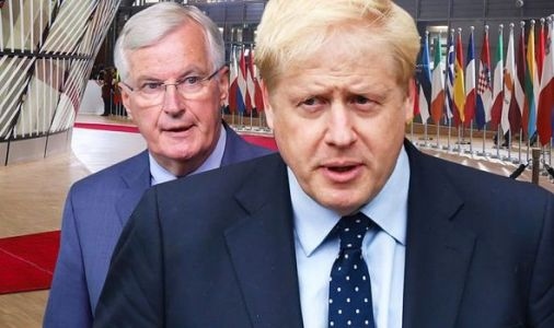 Brexit fury: Boris Johnson ordered to stand up to EU bullying in crunch trade talks