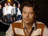 Harry Styles admits he was 'afraid of making fun music'