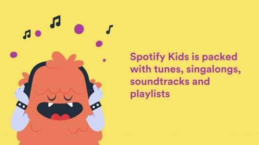 Spotify Kids: what you need to know about the child-friendly music app