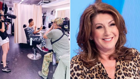 I'm A Celebrity's Adele Roberts finally FaceTimes her icon Jane McDonald and we couldn't be more thrilled