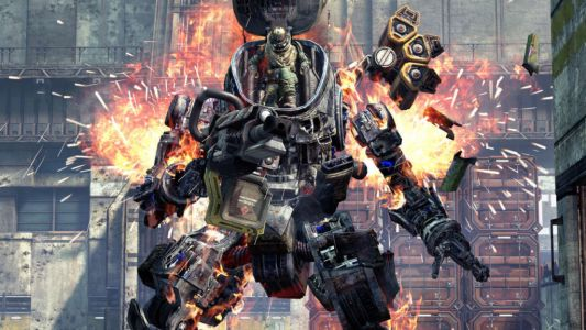 Apex Legends Season 9 will have more Titanfall content and non-playable Titans claims leak