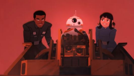 BB-8 Is the Only Hero Anyone Needs in the Newest Star Wars: Galaxy of Adventures Short