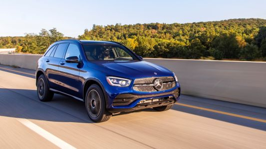 The voicebot I've always wanted is in the 2020 Mercedes-Benz GLC 300
