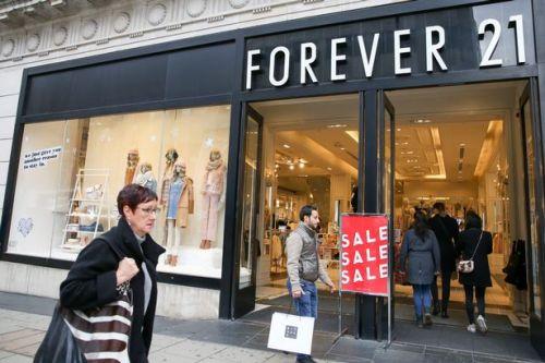 Forever 21 in talks to return to the high street after being saved from bankruptcy