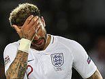 Kyle Walker faces NEVER playing for England again with Gareth Southgate 'livid'