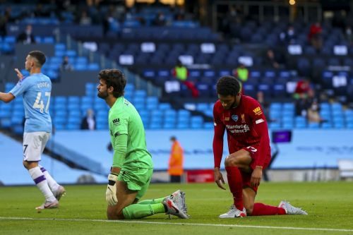 Man City 4-0 Liverpool: A night to forget for the Premier League champions