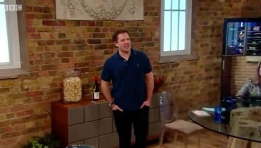 Sweary Saturday Kitchen Host Matt Tebbutt Caught Out By Microphone In Live Gaffe