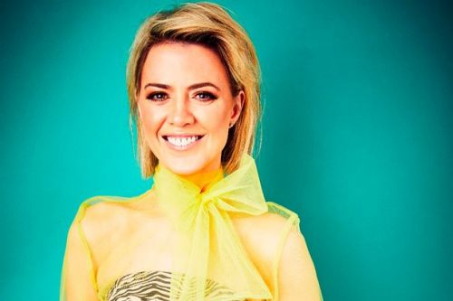 Coronation Street's Sally Carman struggles to film scenes with real-life fiancé