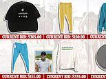Fyre sale: Bidding frenzy as branded merchandise seized from infamous Fyre Festival goes to auction
